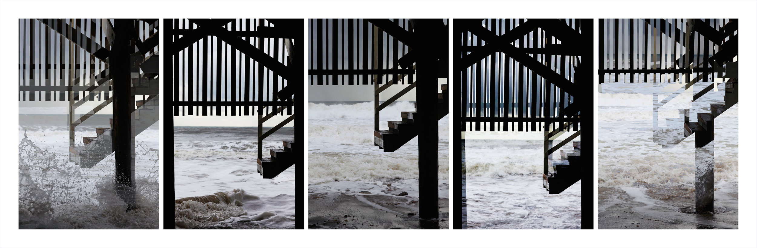 Untitled #31   (Nowhere)  , 2012/ archival pigment   print, 14  x 43 inches  ,  edition of 3 plus 2 AP