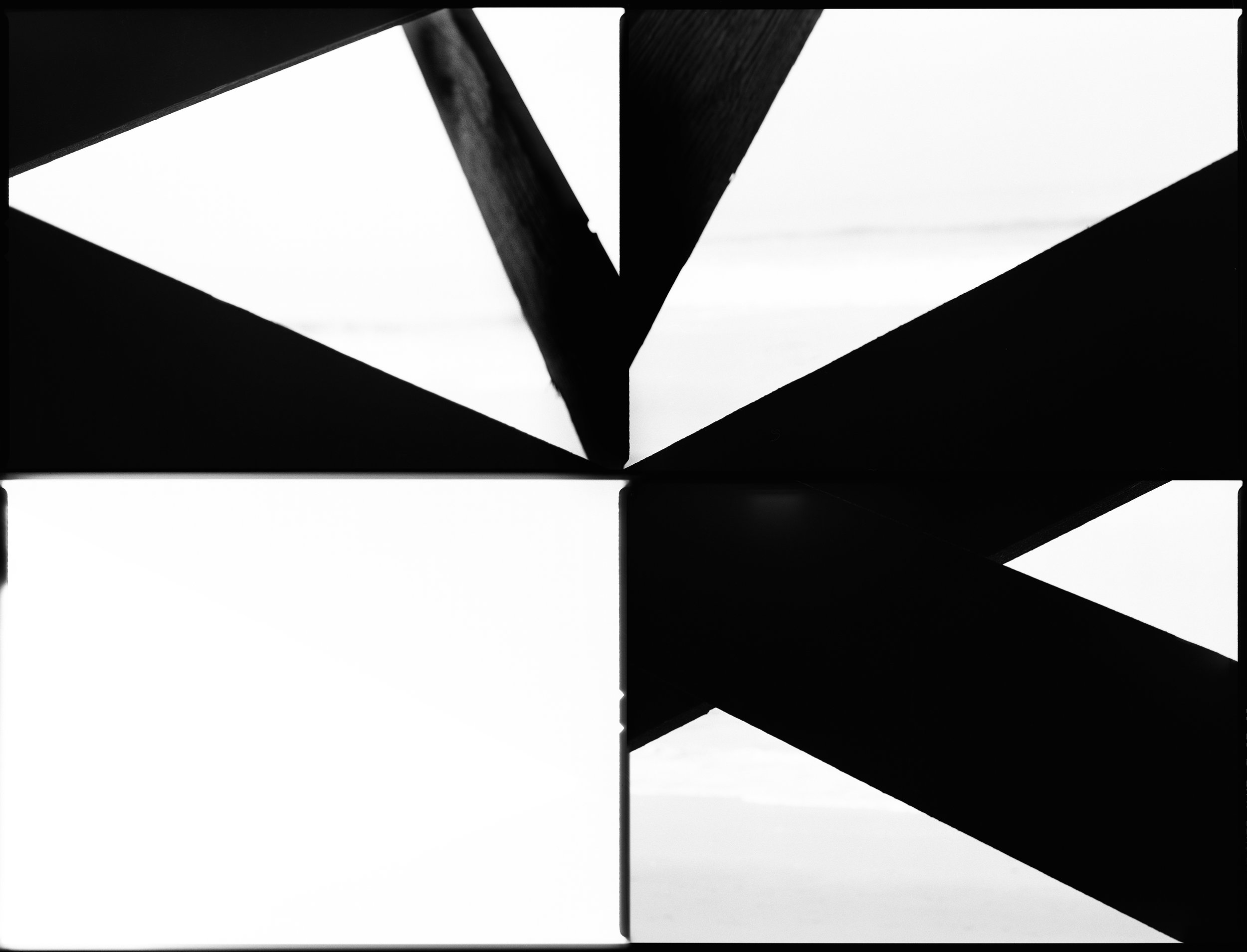 Untitled #26   (Nowhere)  , 2012/ archival pigment print,38 5/8 x 50 1/4  inches  ,  edition of 3 plus 2 AP