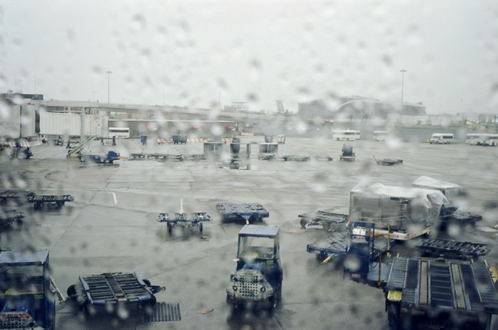 Untitled (Airport), 2001   /archival pigment   print, 20.25  x 30   inches  ,  edition of 5 plus 2 AP