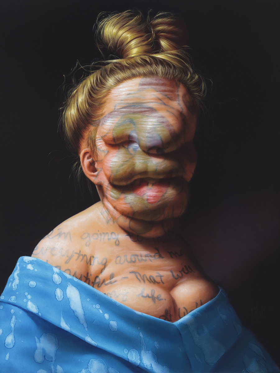 Self Portrait as Interior Decorator