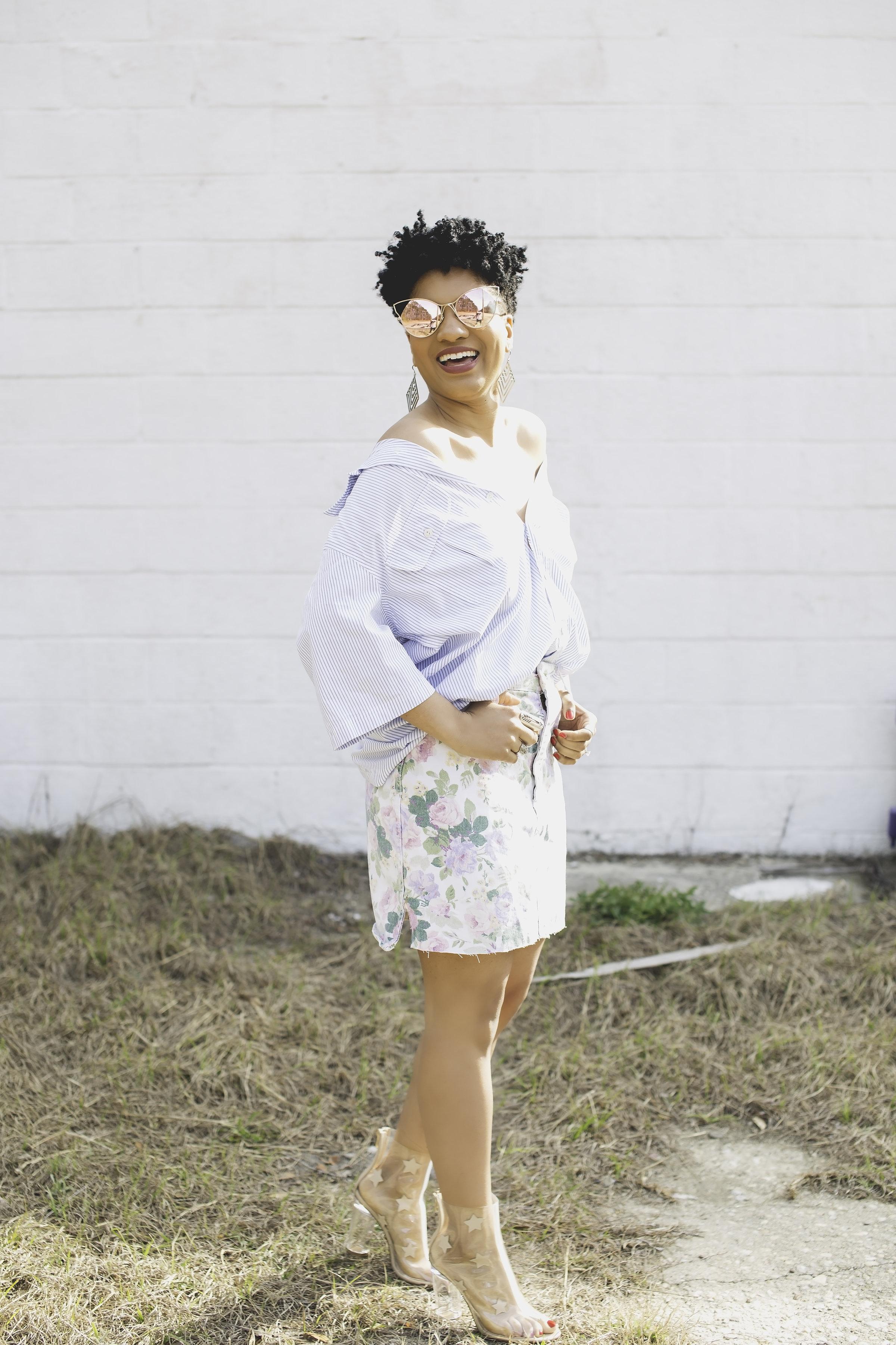 oversized shirt and floral skirt5.jpg