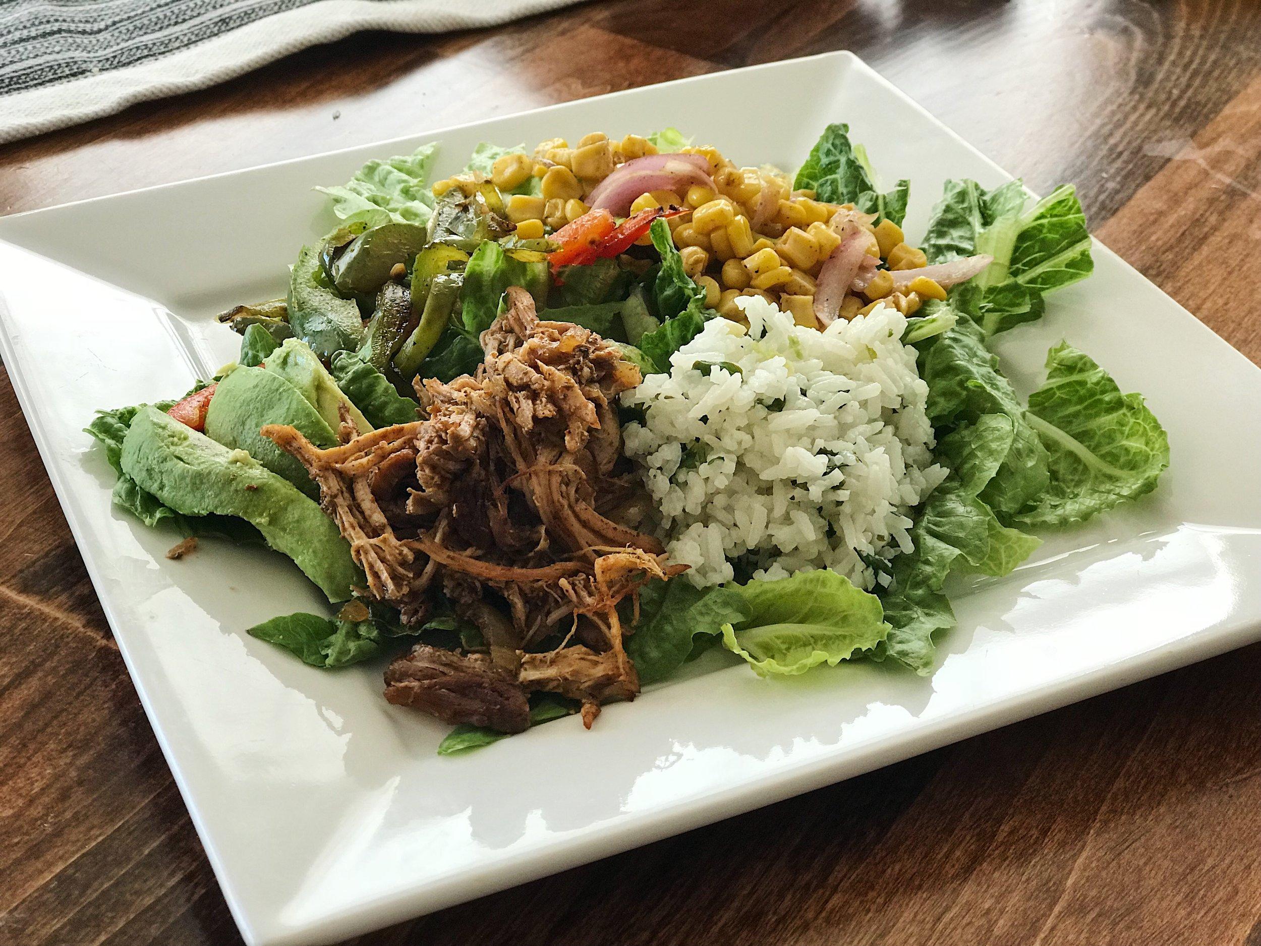 carnitas salad for blog2.JPG