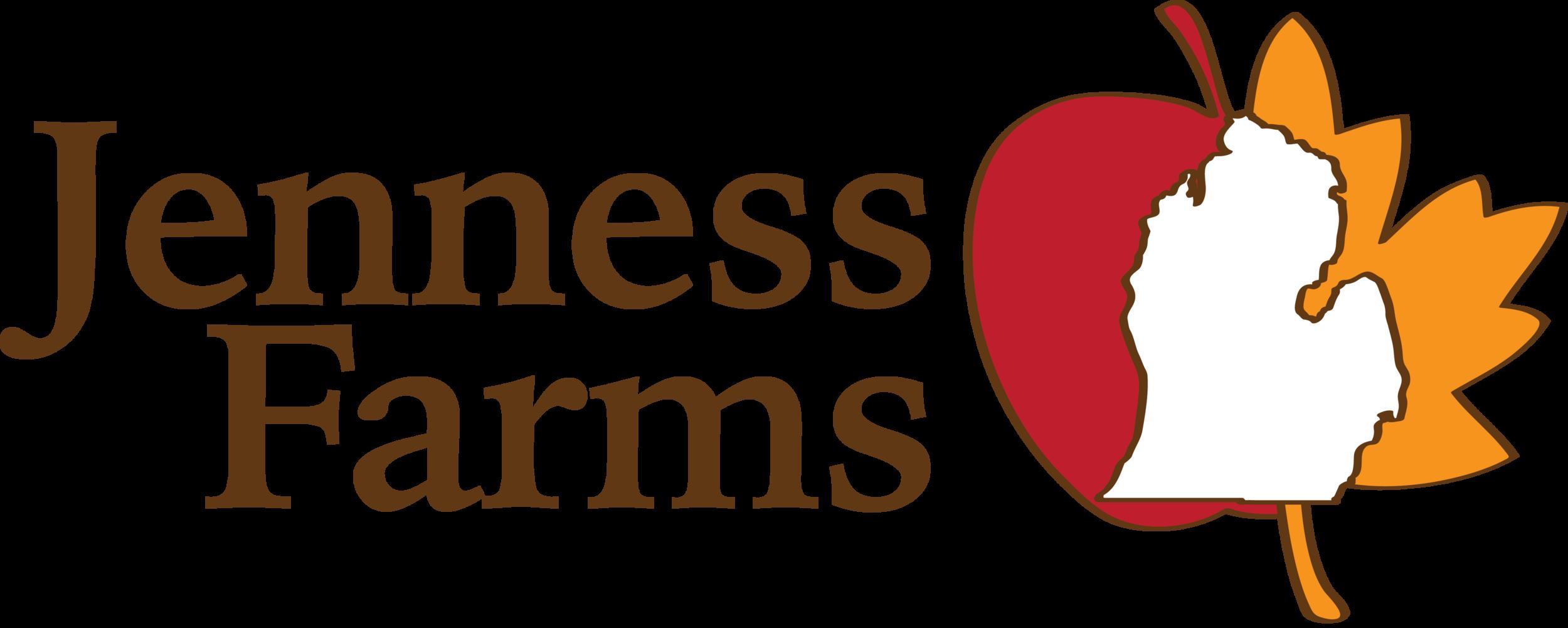 Jennes Farms Logo