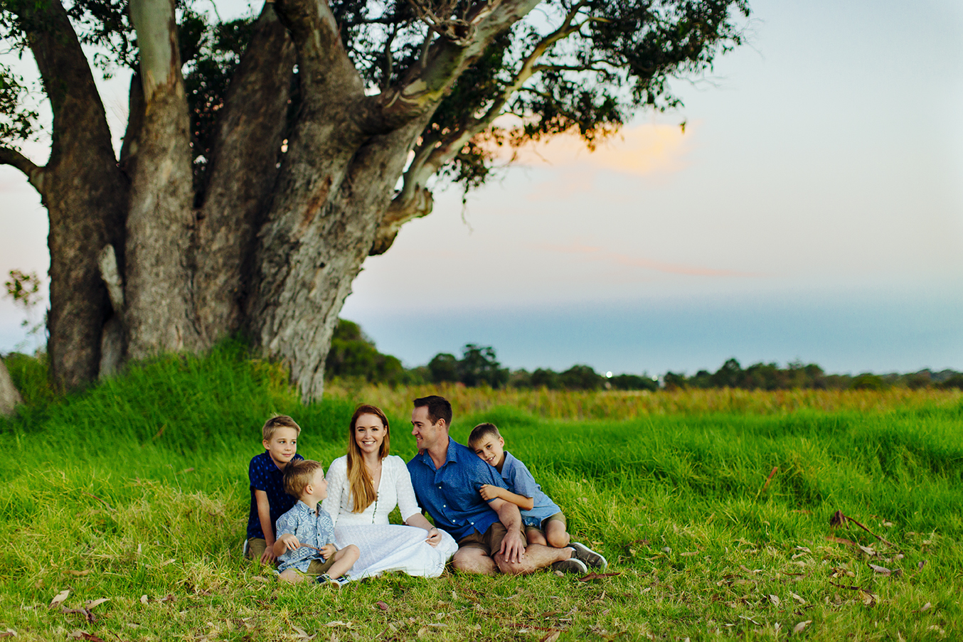 Family Sesh - $449- one hour photo session with your little fam - 20 handcrafted images - USB package with high resolution photos - online gallery to share with loved ones - special gift pack