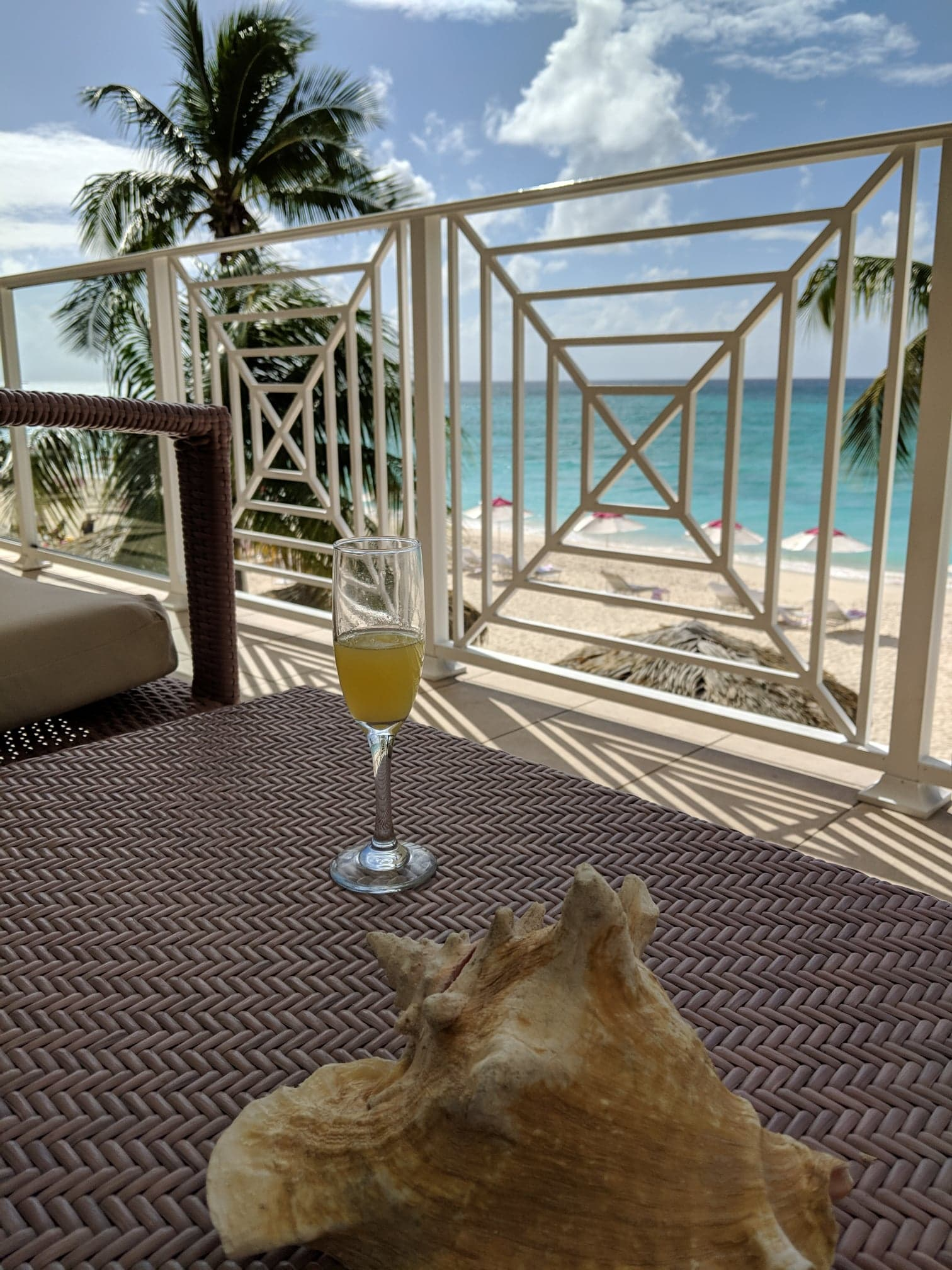 morning mimosas!