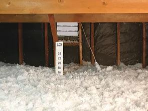 Attic insulation has the lowest up-front cost and quickest return on investment. Up to 35% of a home's heat loss and gain is through the attic. The proper amount of attic insulation can reduce heating and cooling costs up to 35%.