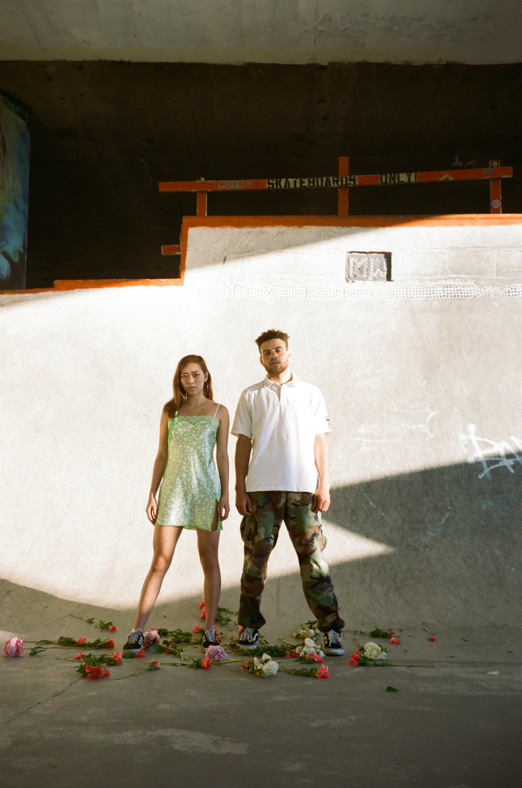 HIS AND HERS - NYT LOOKBOOK SUMMER 2017PRODUCED, STYLED & CREATIVE DIRECTED BY LOUISA MENG