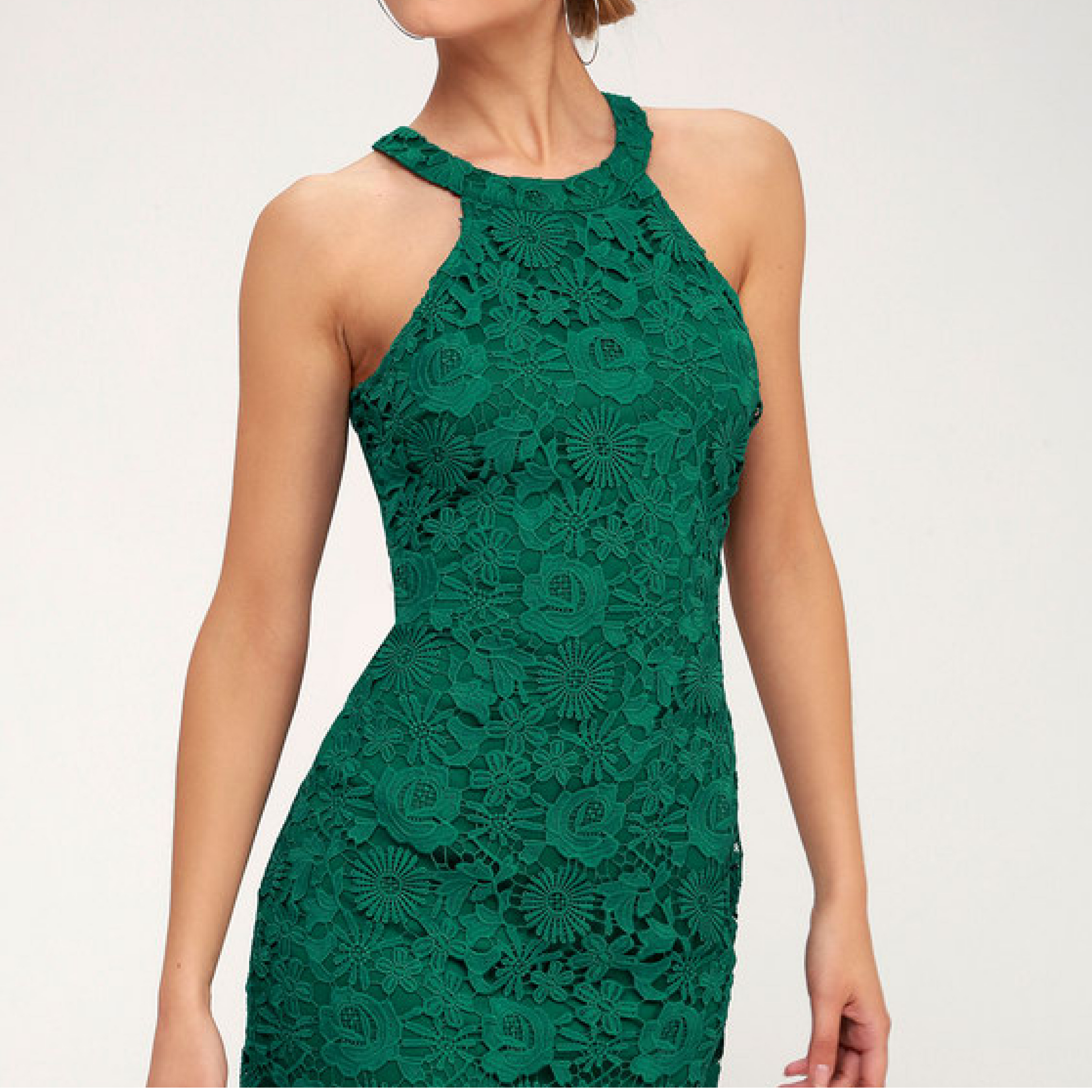 green lace dress.png