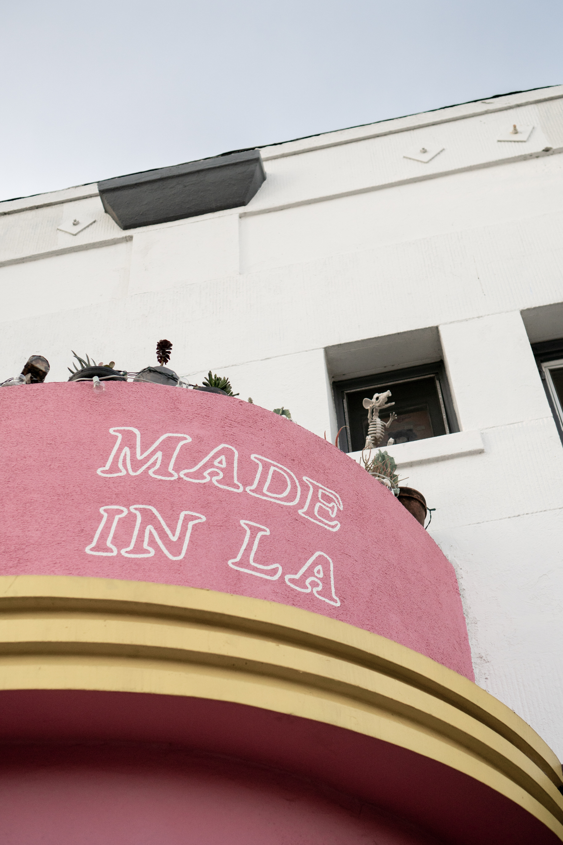Made in LA, Los Angeles California. Photograph by Sarah Natsumi Moore