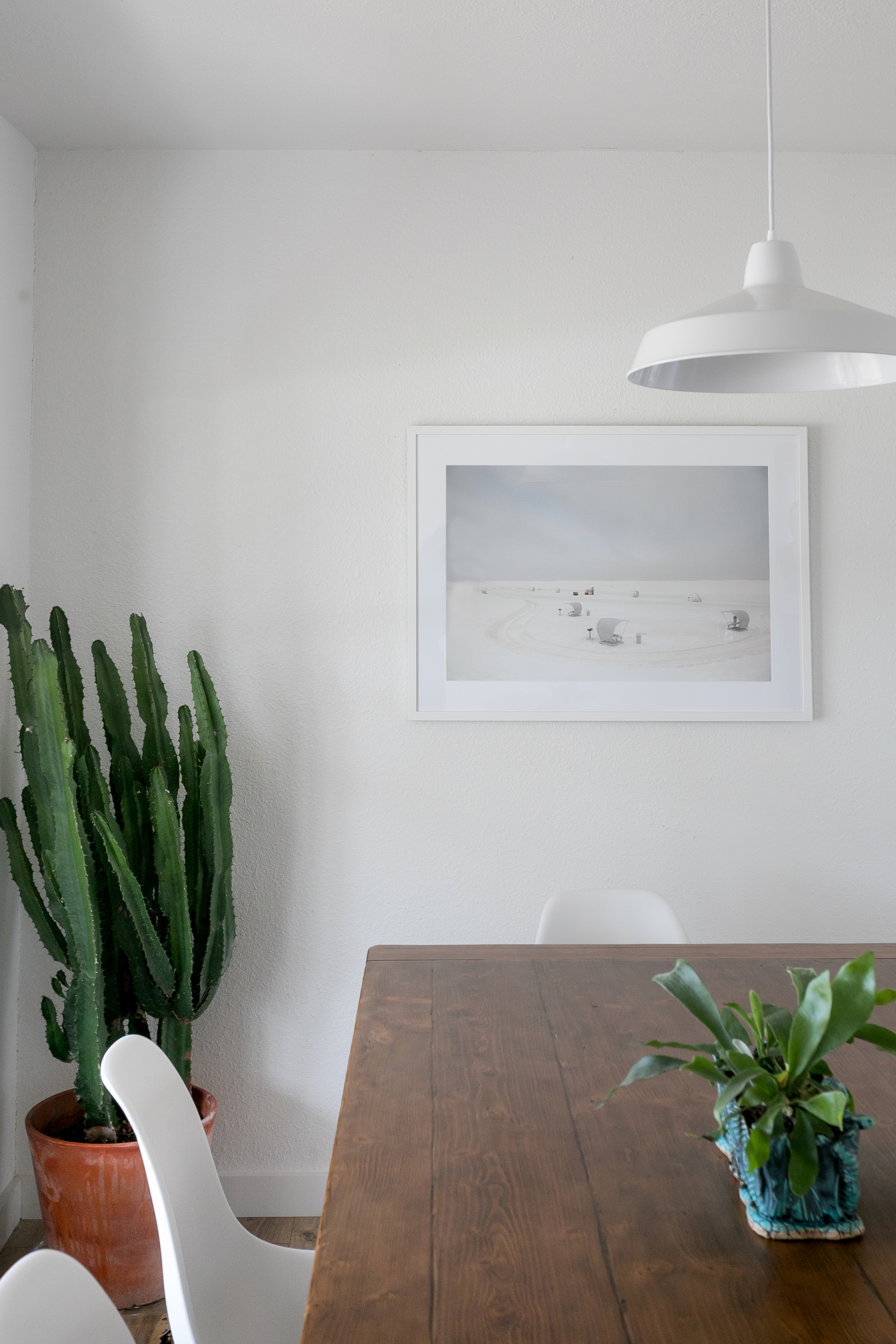 White Sands New Mexico Print by Sarah Natsumi Moore