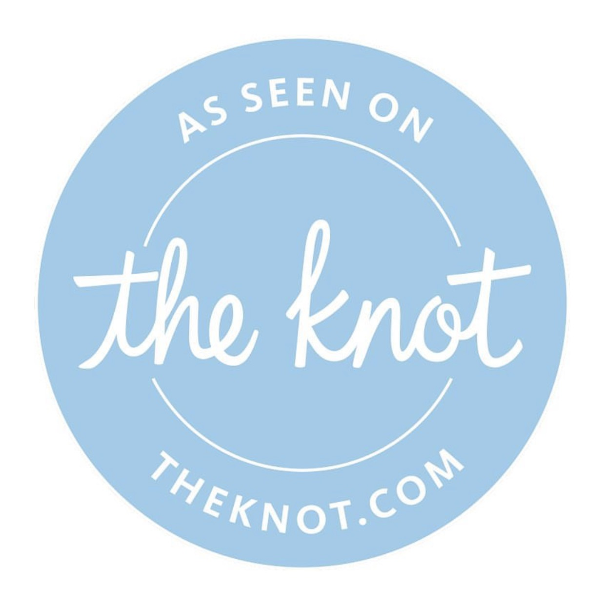 Featured vendor on the knot