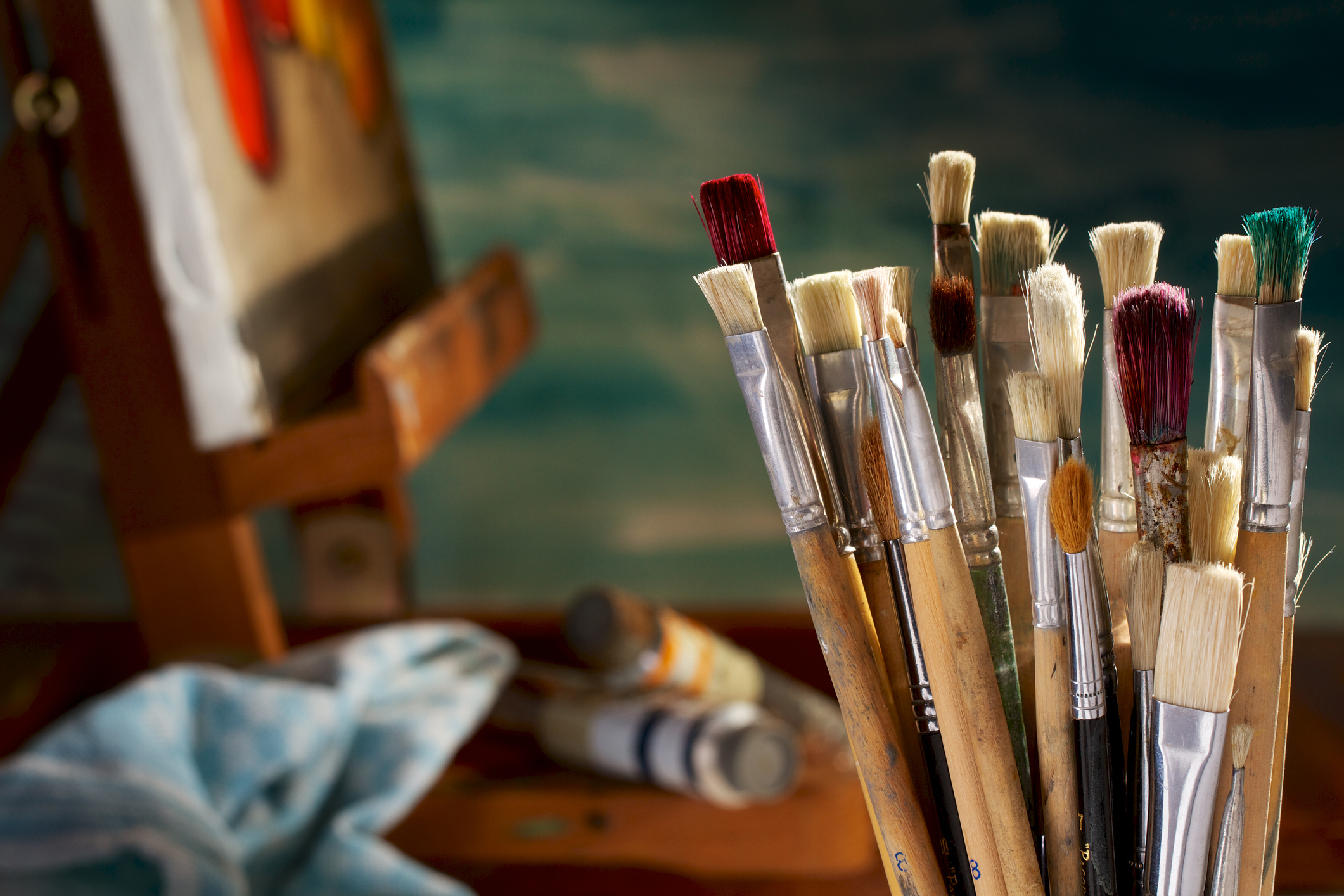 Creative Support   Learn More About Services for Artists