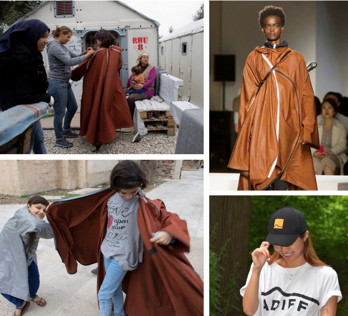 adiff humanitarian fashion -