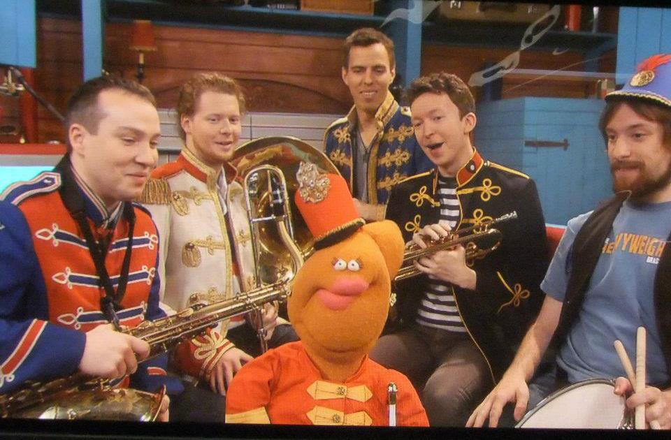 The Heavyweights Brass Band on CBC Kids.jpg