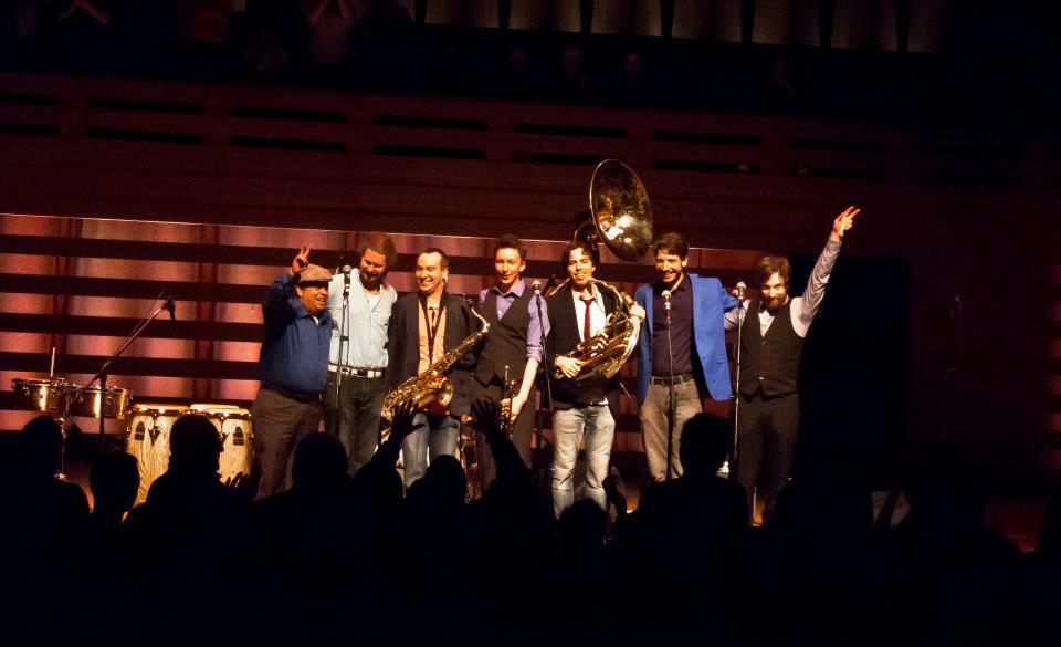 Heavyweights Brass Band + Giovanni Hidalgo RCM Standing Ovation.jpg