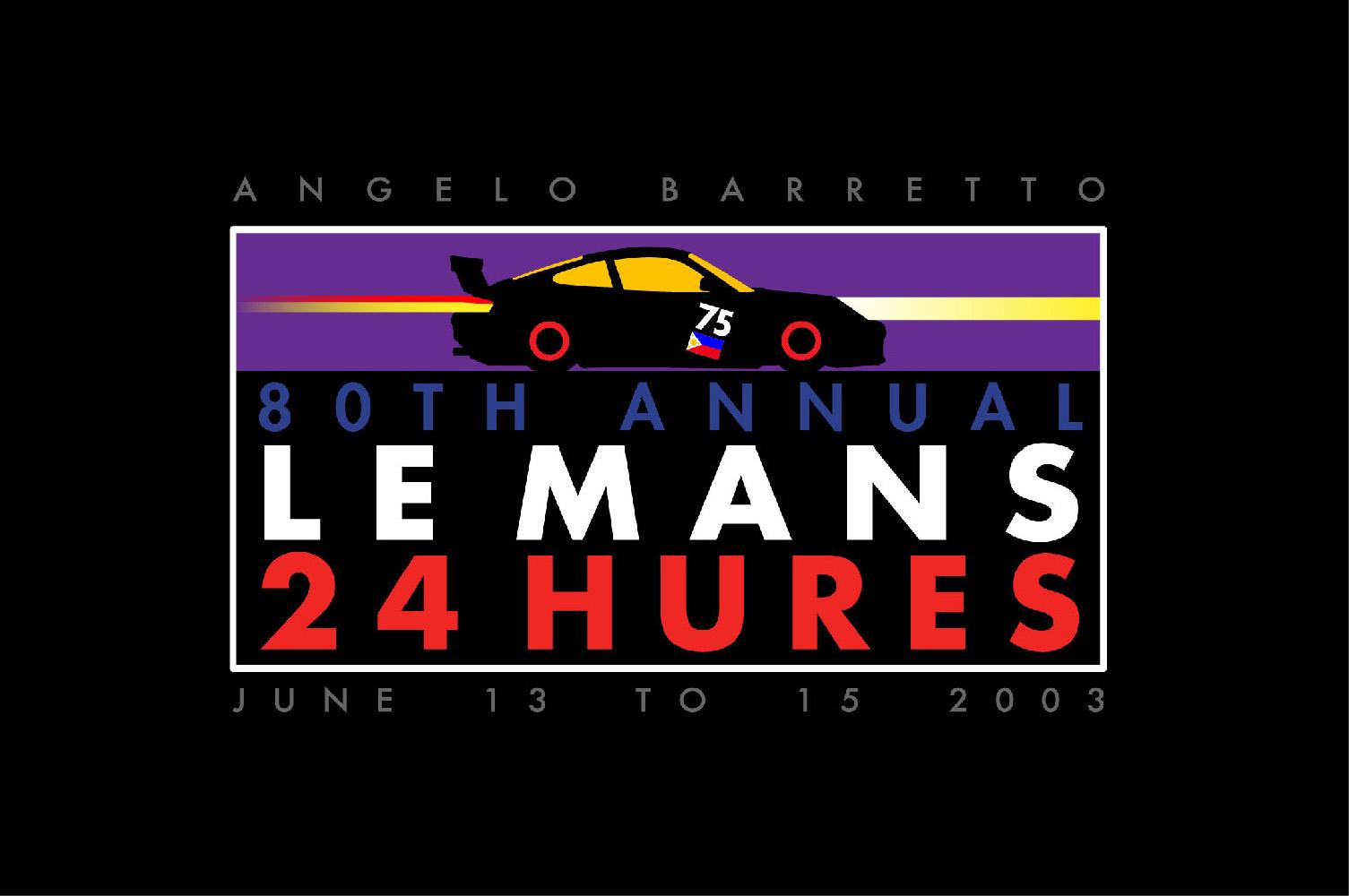 80th Le Mans 24 Hures