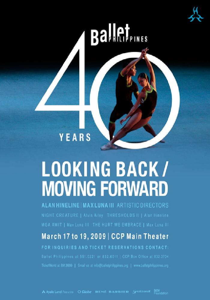 Ballet Philippines 40 years