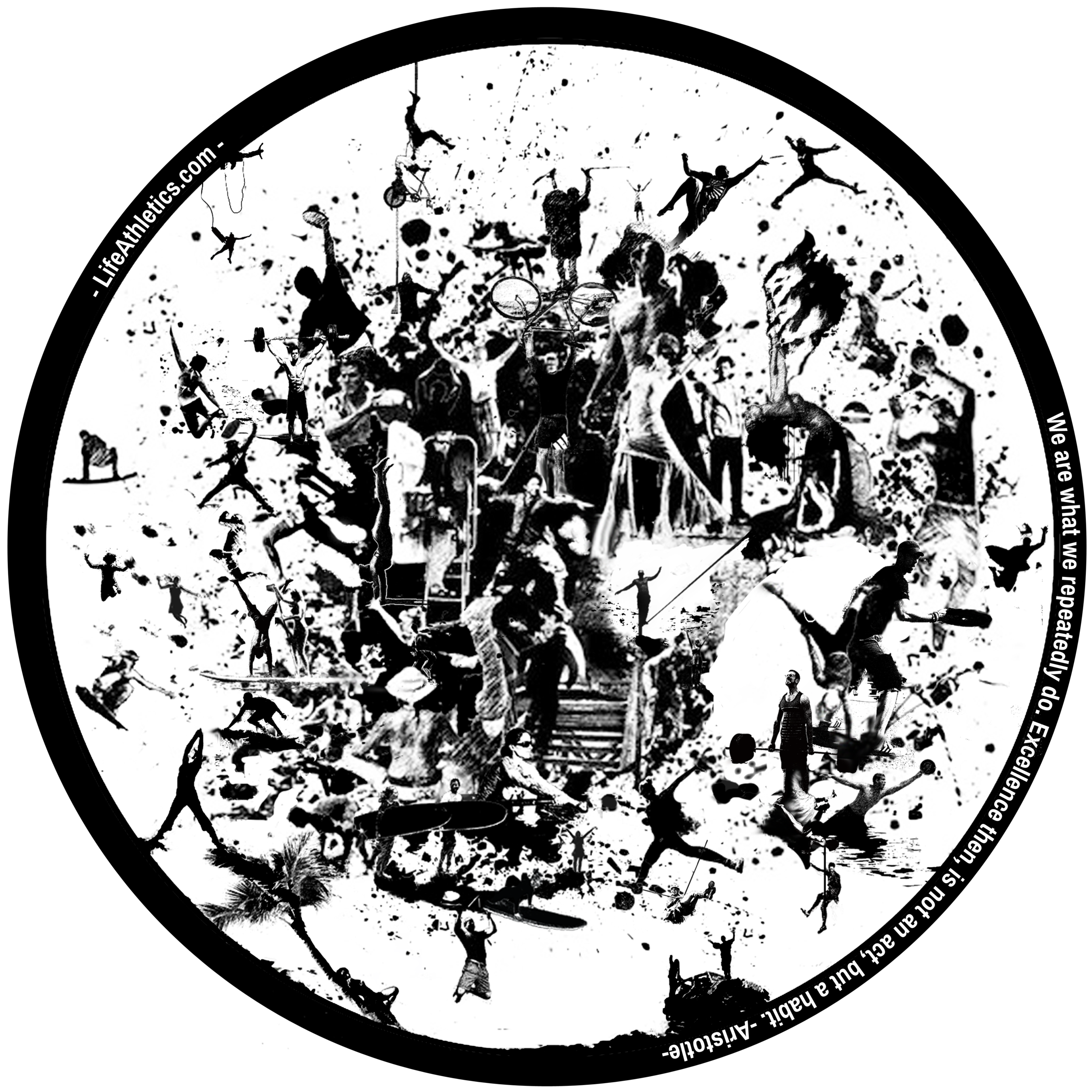 Life Athletics inkblot circle print version 2017.png