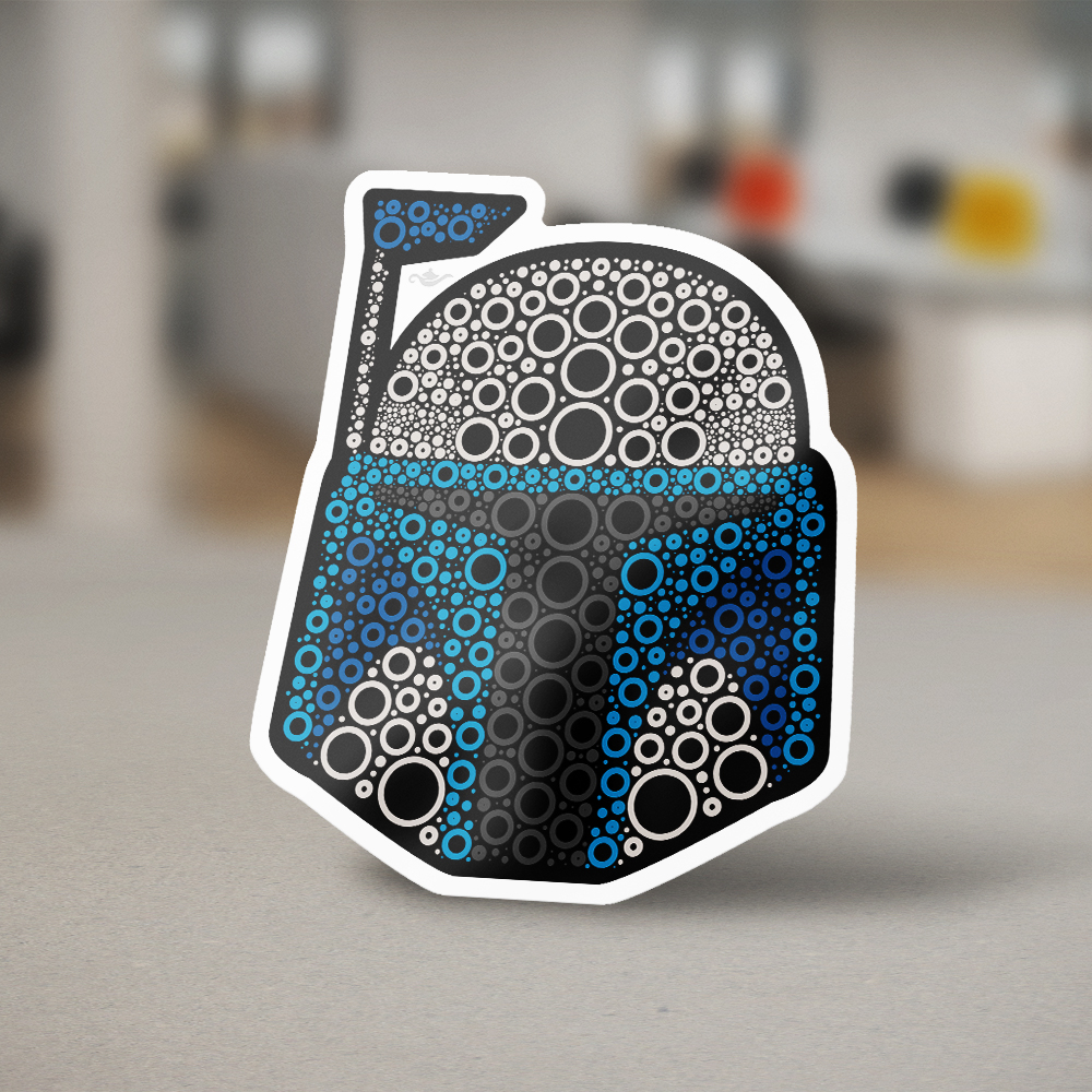 Jango Sticker