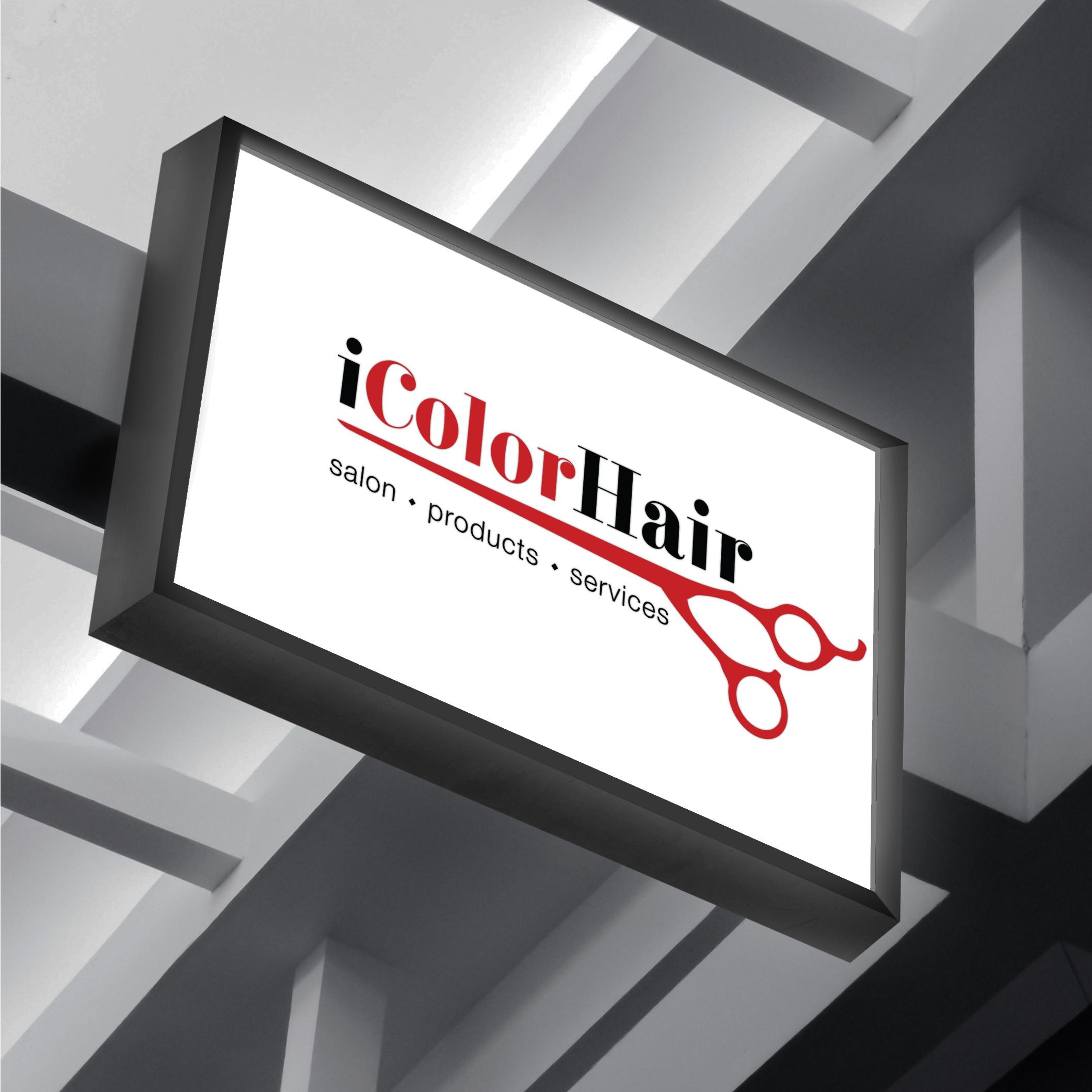 iColorHair - Los Angeles based beauty salon.