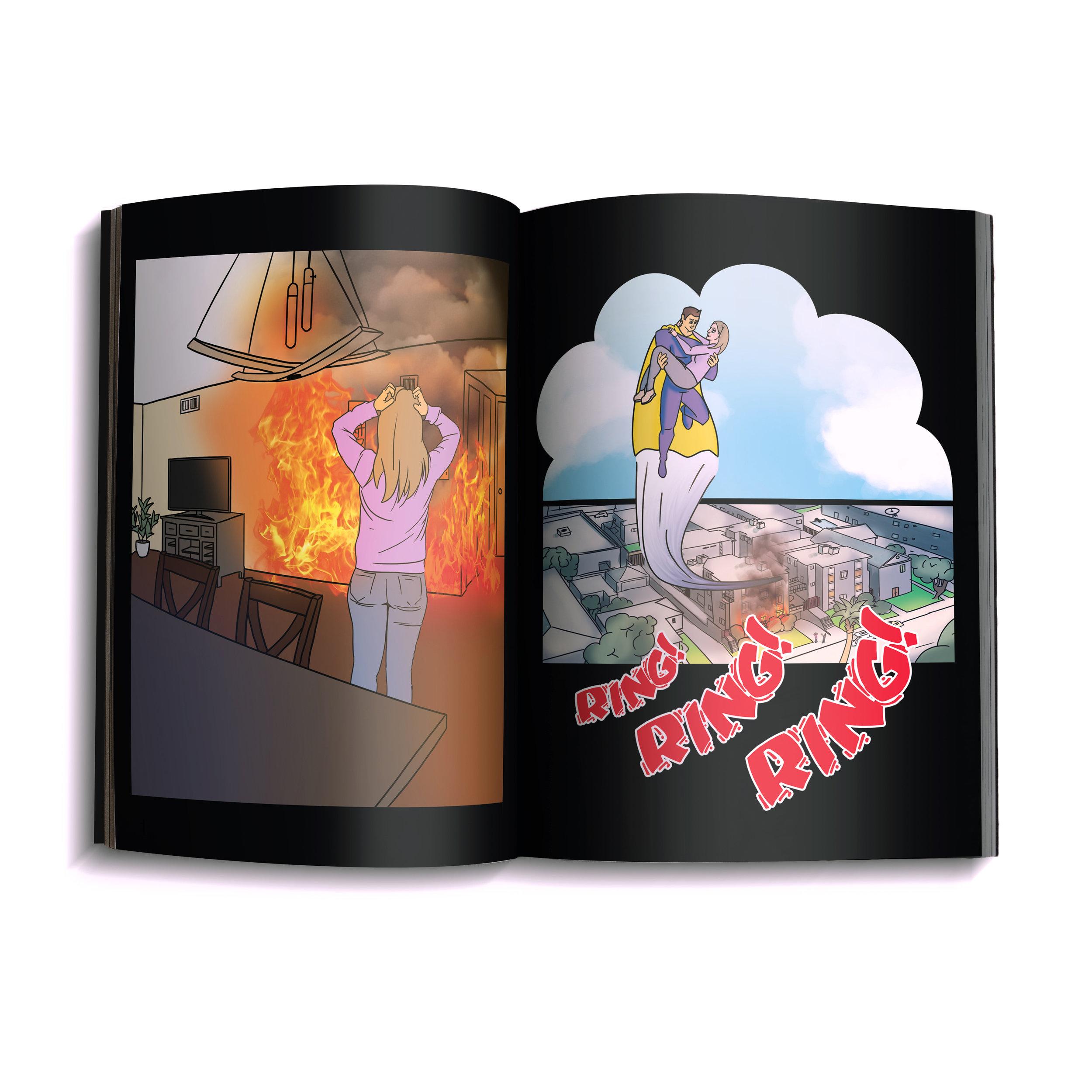 Voltech-Man Comicbook (3)