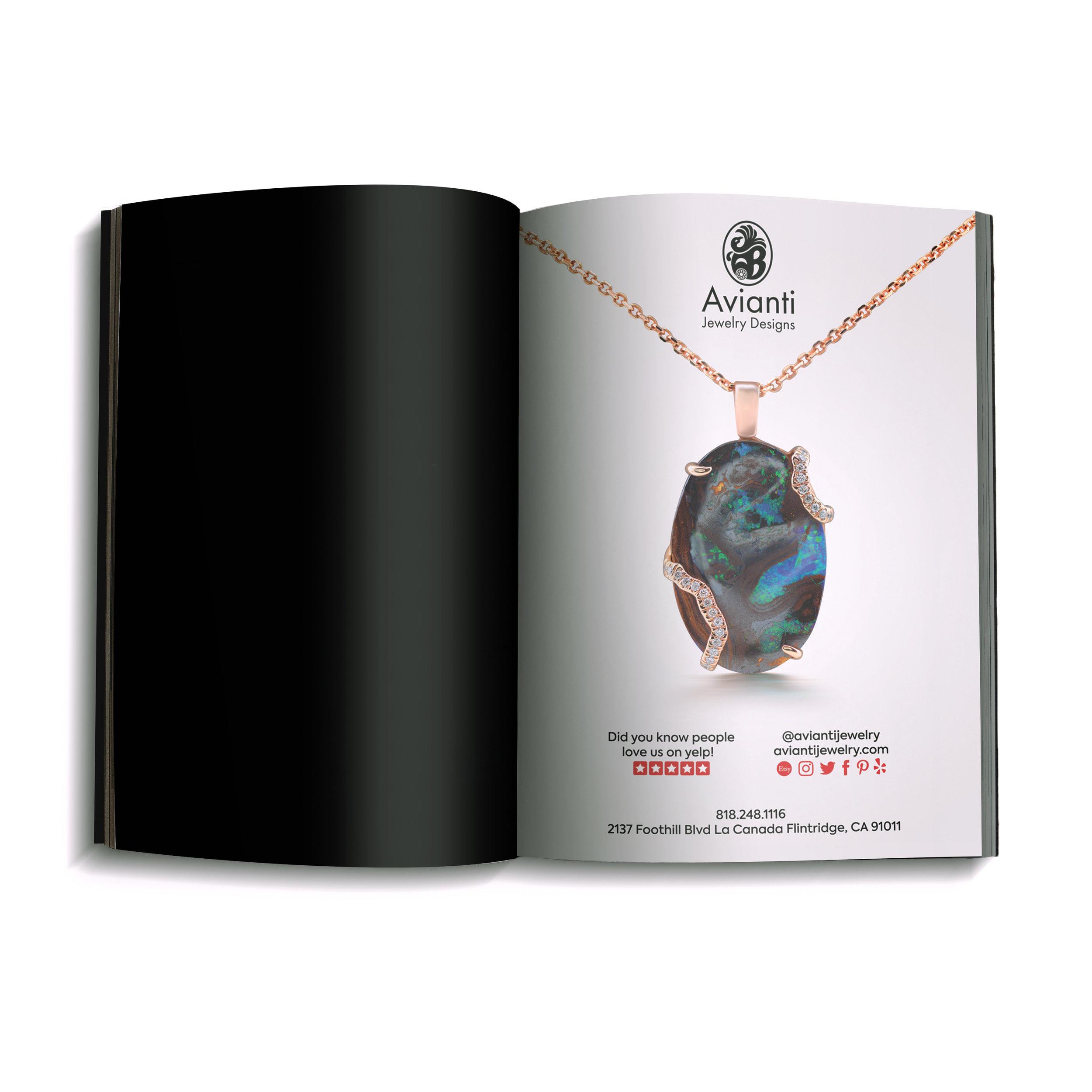 Avianti Jewelry Magazine Ad (1)