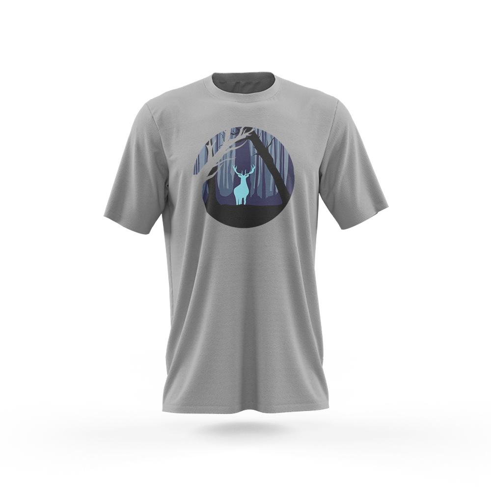 Geek Gear T-Shirt Illustration - Subscription Box Shirt Illustration