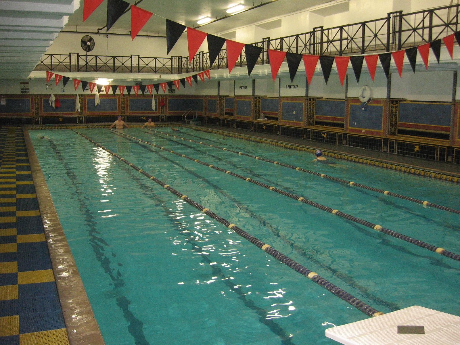 The West Side YMCA (photo courtesy https://40pools.wordpress.com/2012/05/21/27-west-side-ymca-pool/)