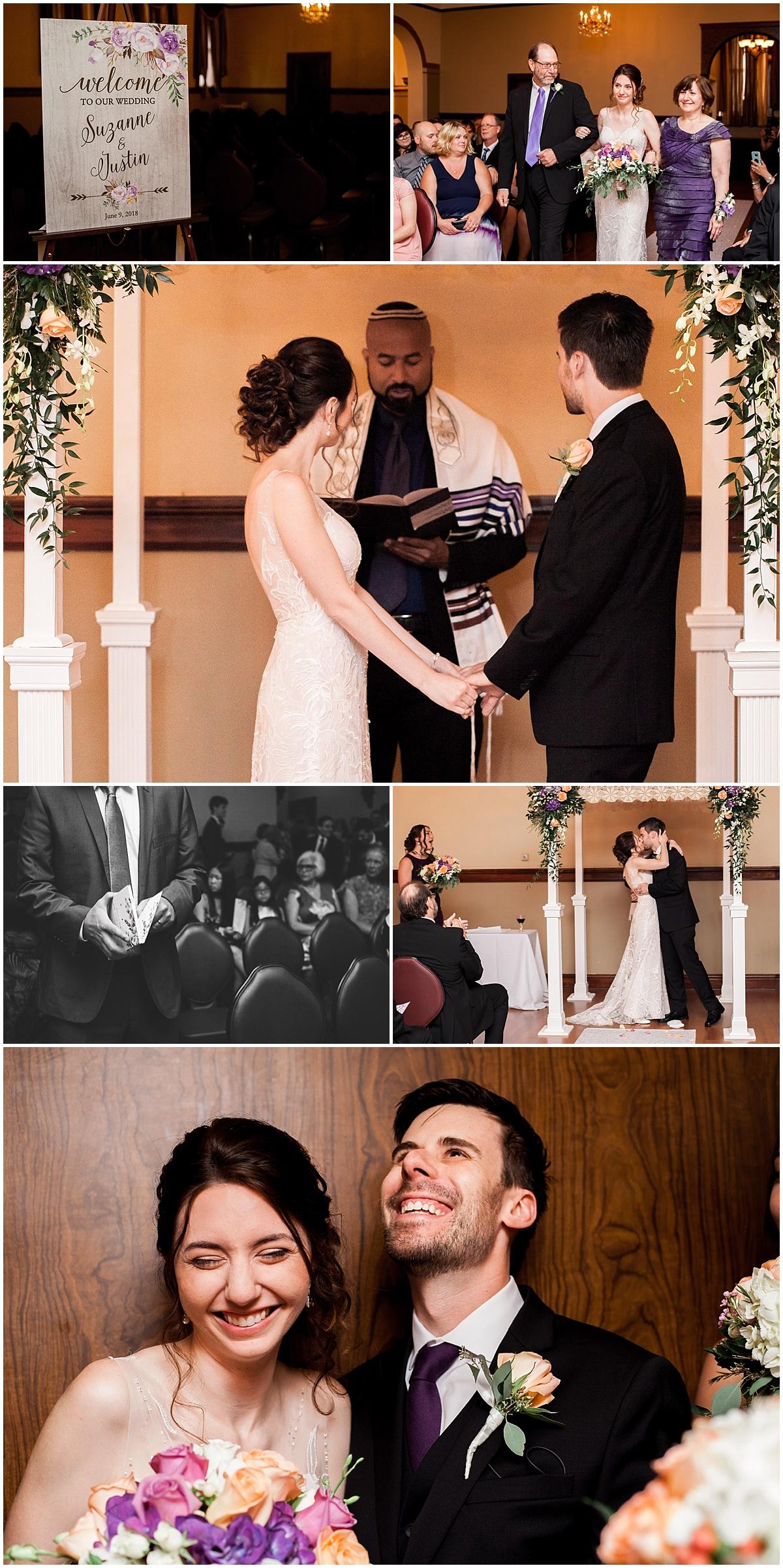 weddingceremonyatthecorinthian
