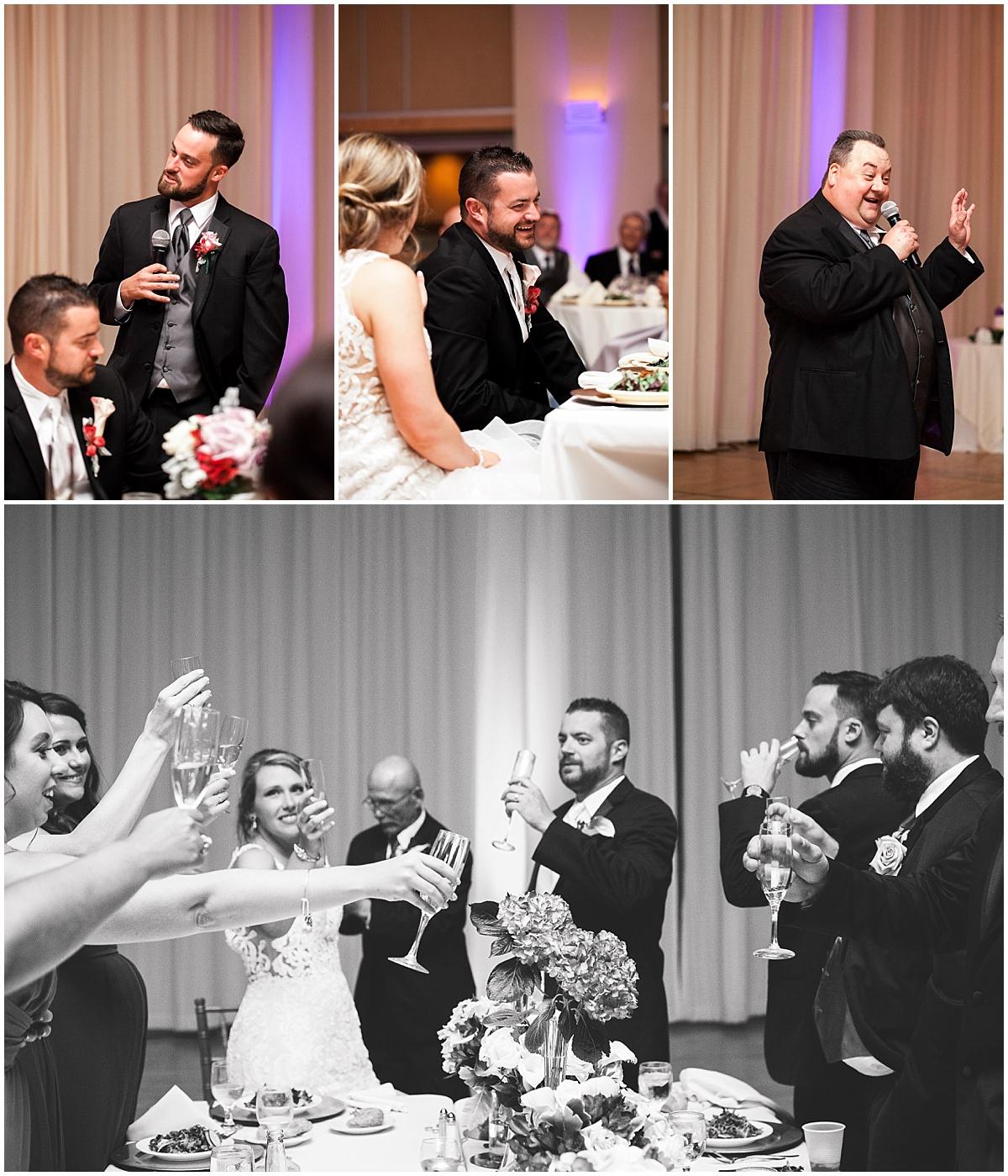 wedding toasts pittsburgh