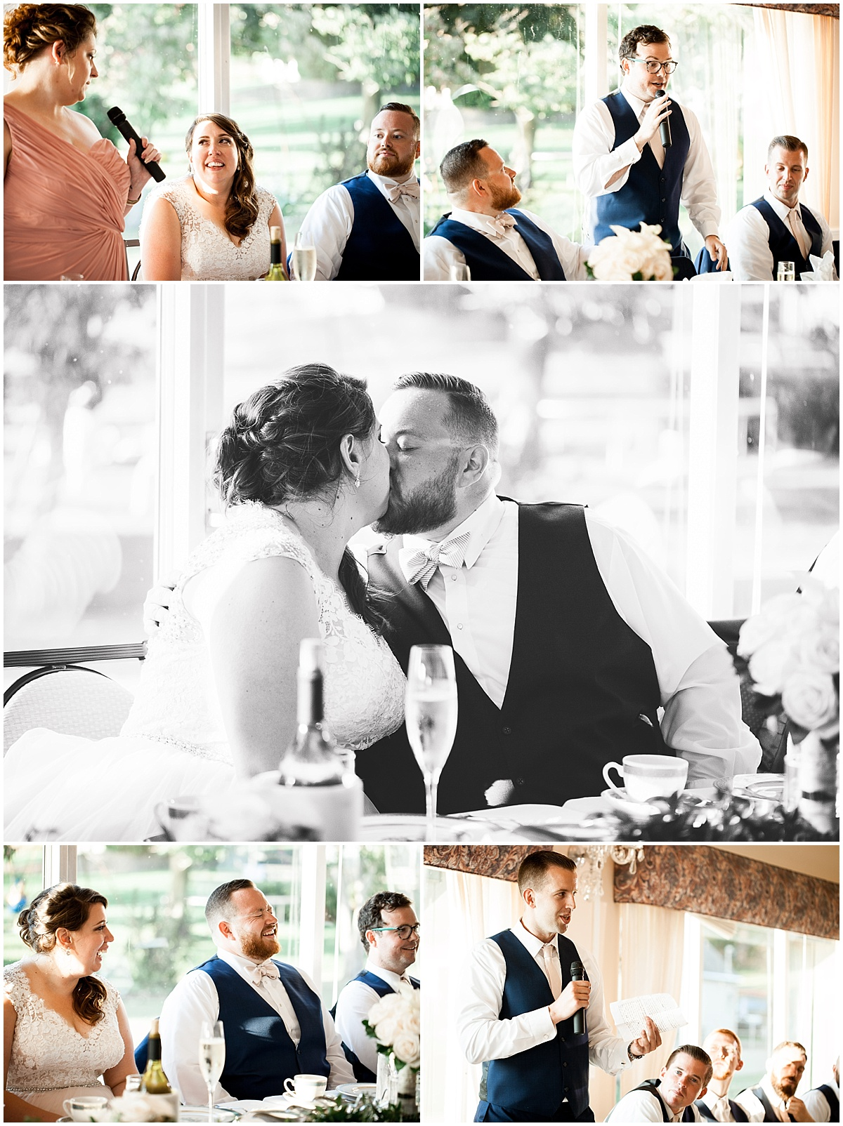 wedding toasts erie pa wedding photographer