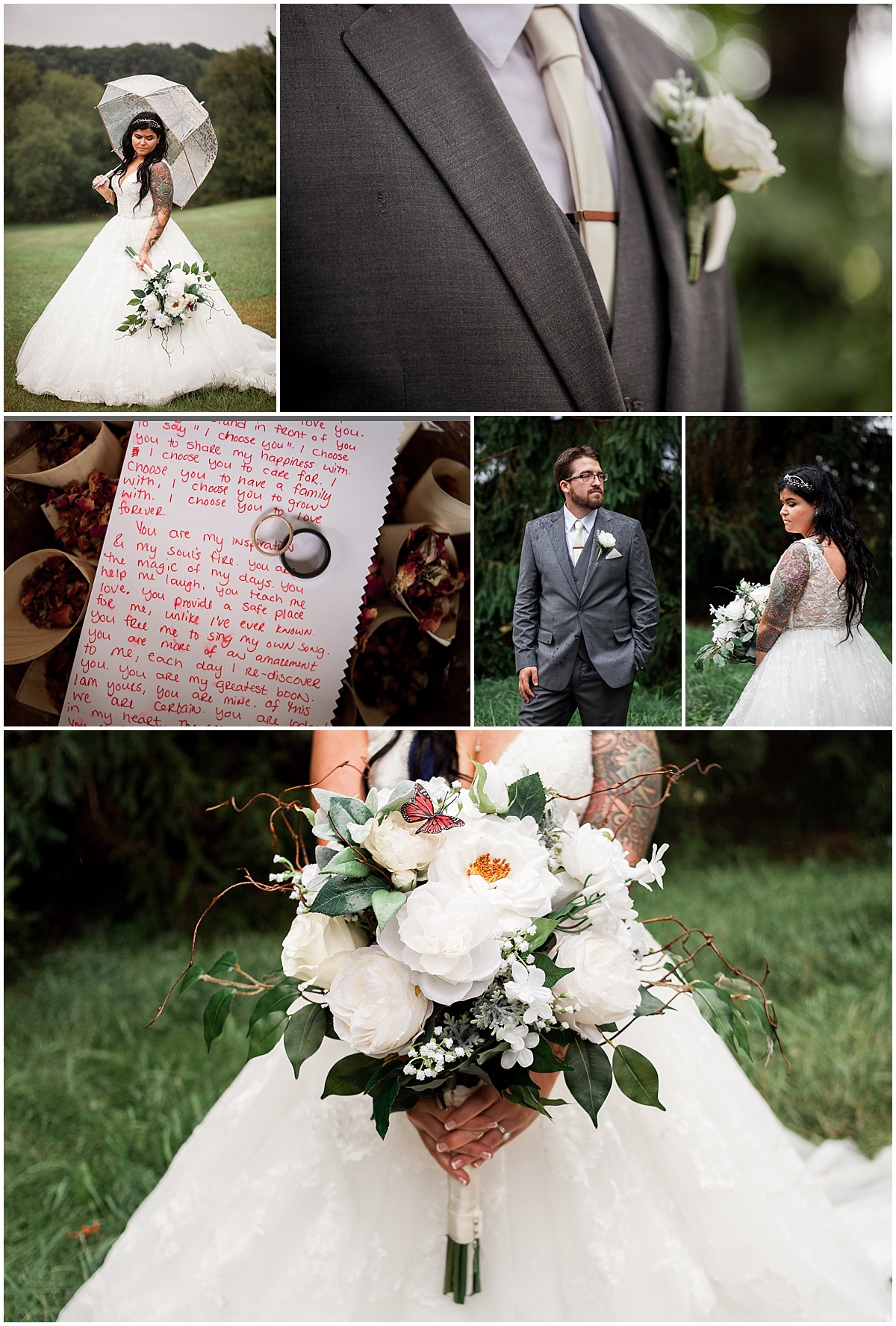 bride and groom details wedding photographer pittsburgh pa