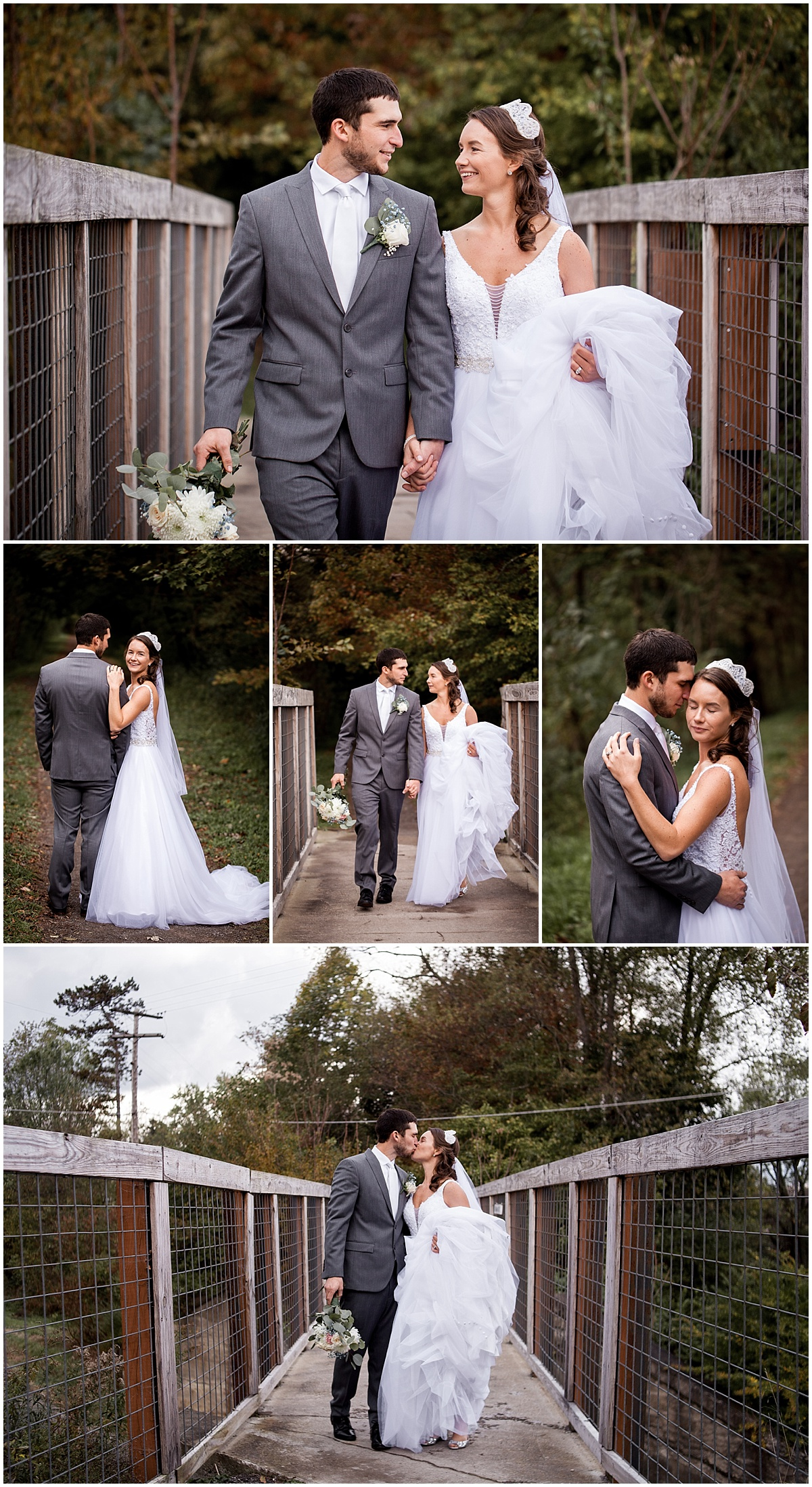 bride and groom portraits butler pa photographer