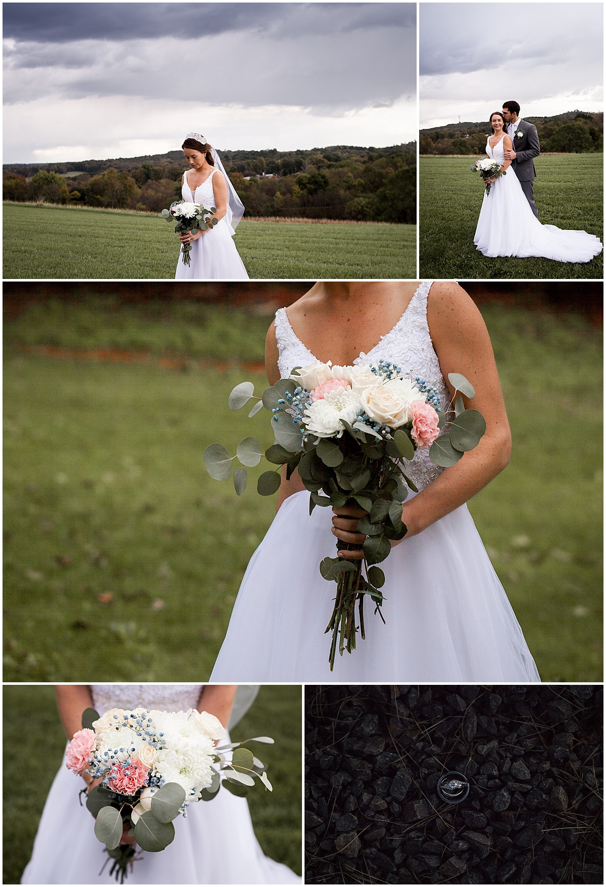 bridal portraits butler pa wedding photographer