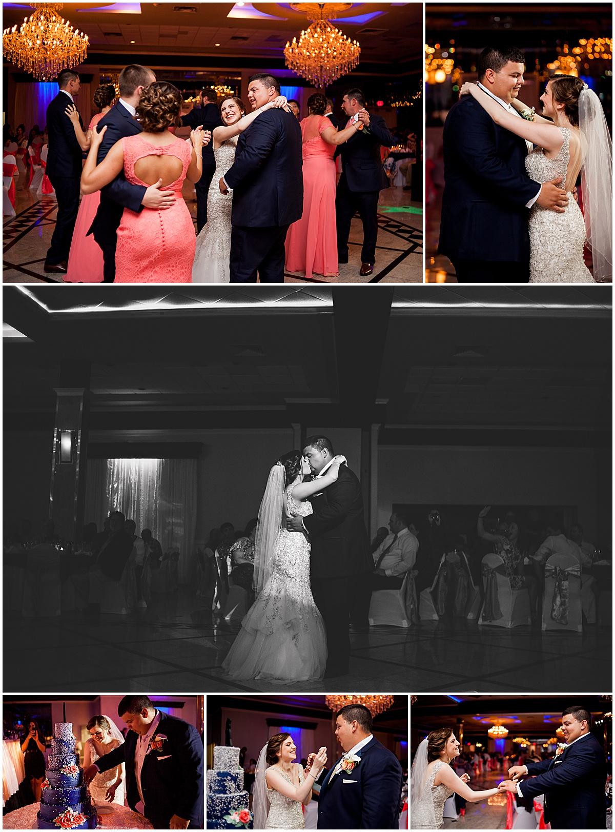 wedding reception at days inn butler pa