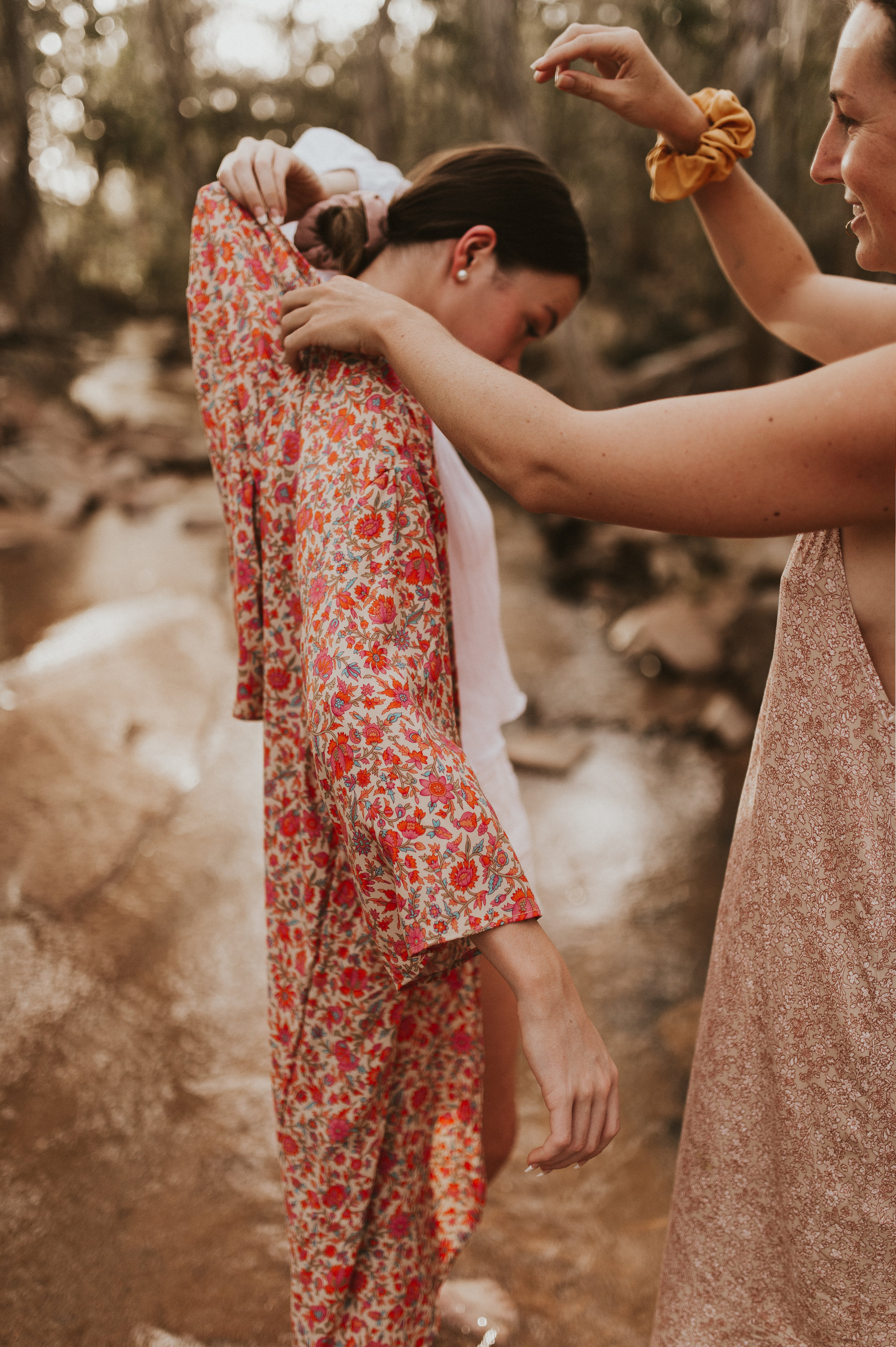 Behind the scenes for the latest collection : VAGABOND
