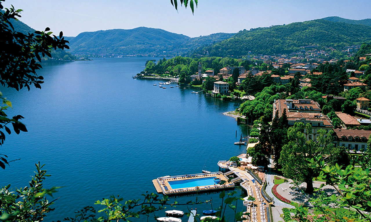 4. Lake Como will always hold a special place in my heart. I spent time there during my honeymoon last year and a year on from then, I'll be heading back to spend more quality time with my wife. We'll return to Villa D'Este which is set right on the shores of the lake and is undoubtedly one of the best resorts I've ever had the pleasure of visiting.