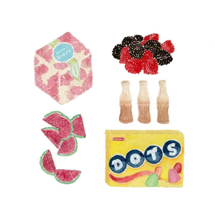 The gummy candy kingdom