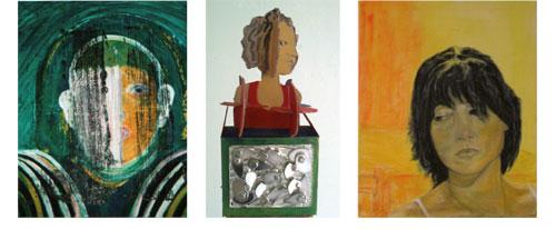 Gesichter und Portraits - Marie Stern Sibylla Stadelmayer Daniel Jaloux