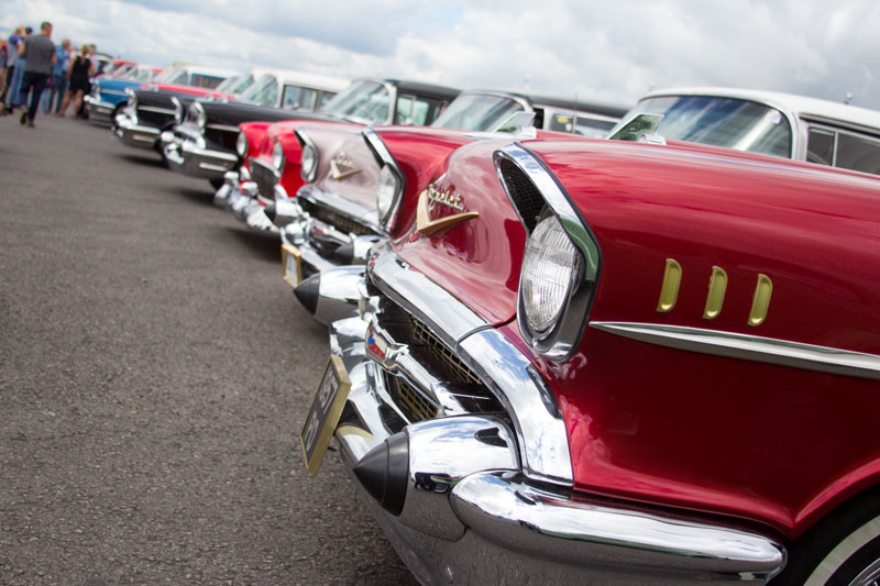 8 Great Vintage and Motoring Events
