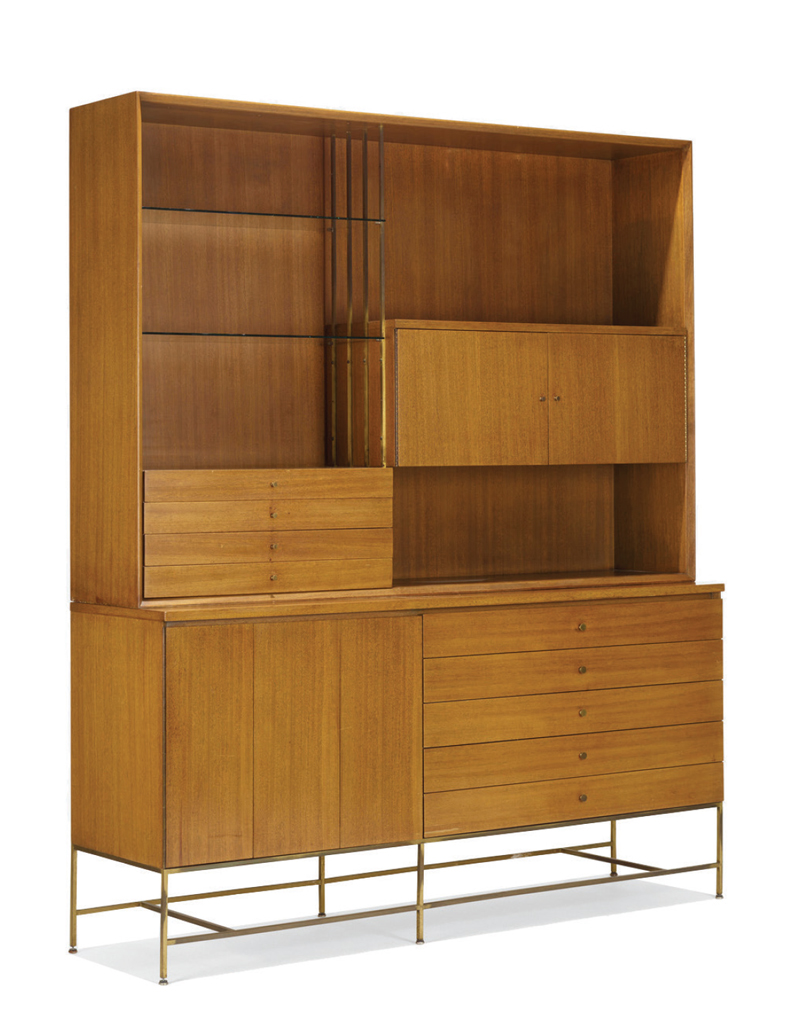 Irwin Collection cabinet, model c8506, made in 1952
