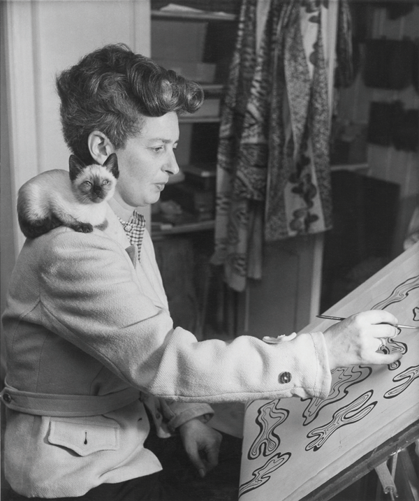 Enid-Marx-working-on-a-textile-design-post-1945.png