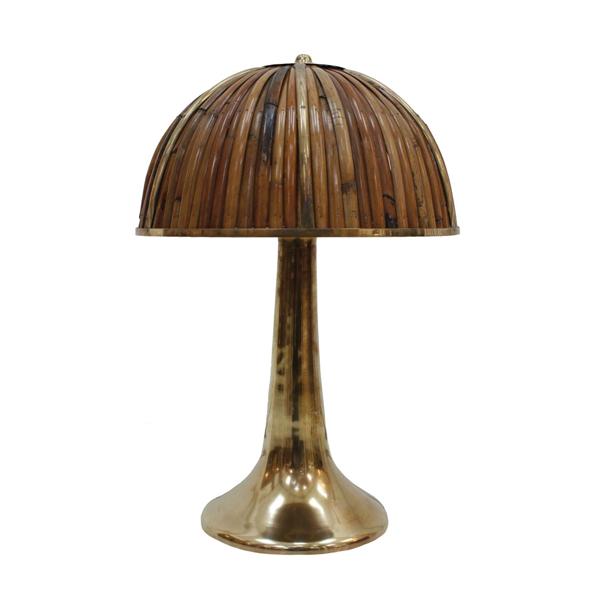 The wonderful Fungo mushroom shaped lamp - 1974