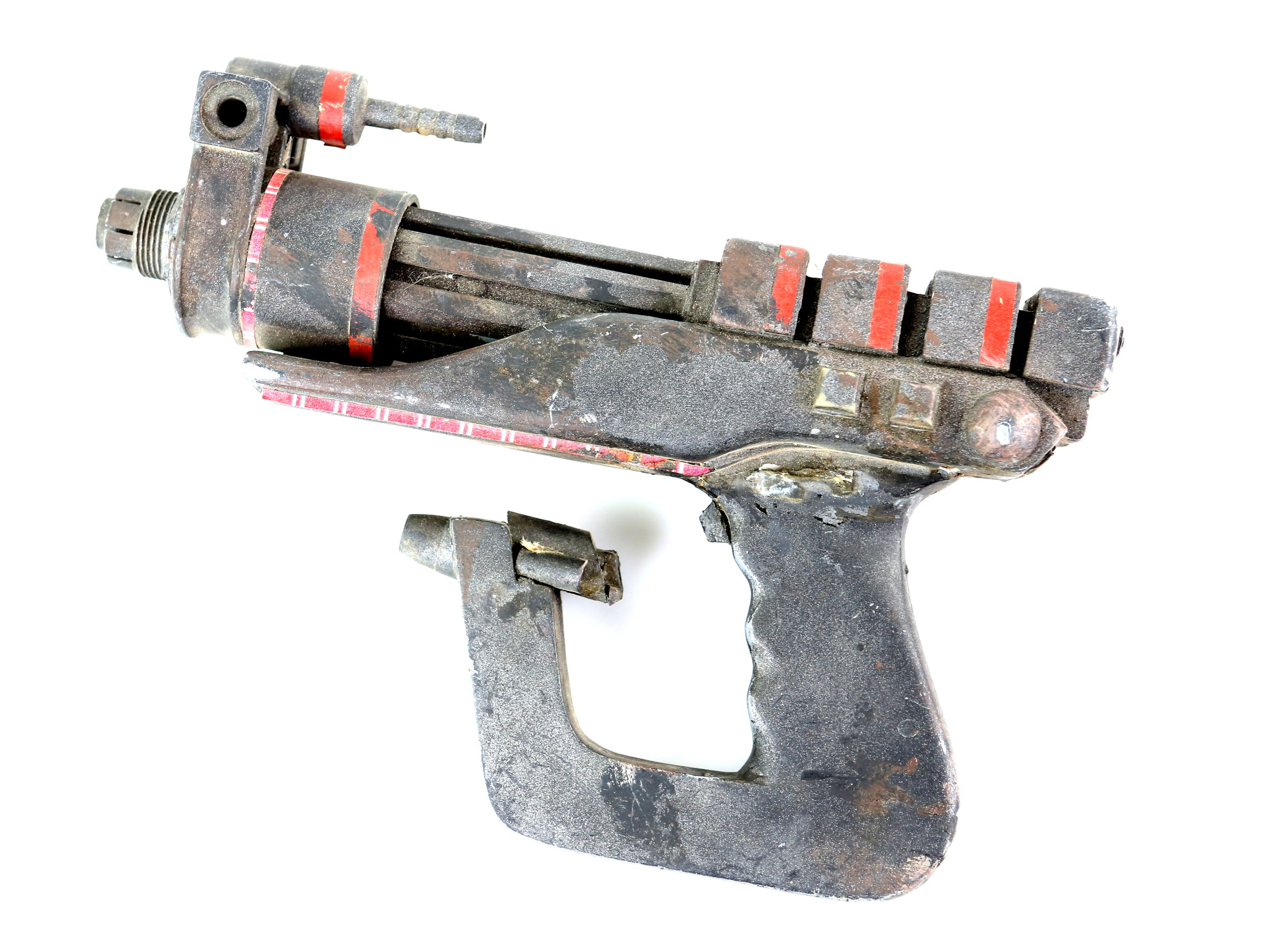 Dr Who and Red Dwarf blaster – estimate £200-400