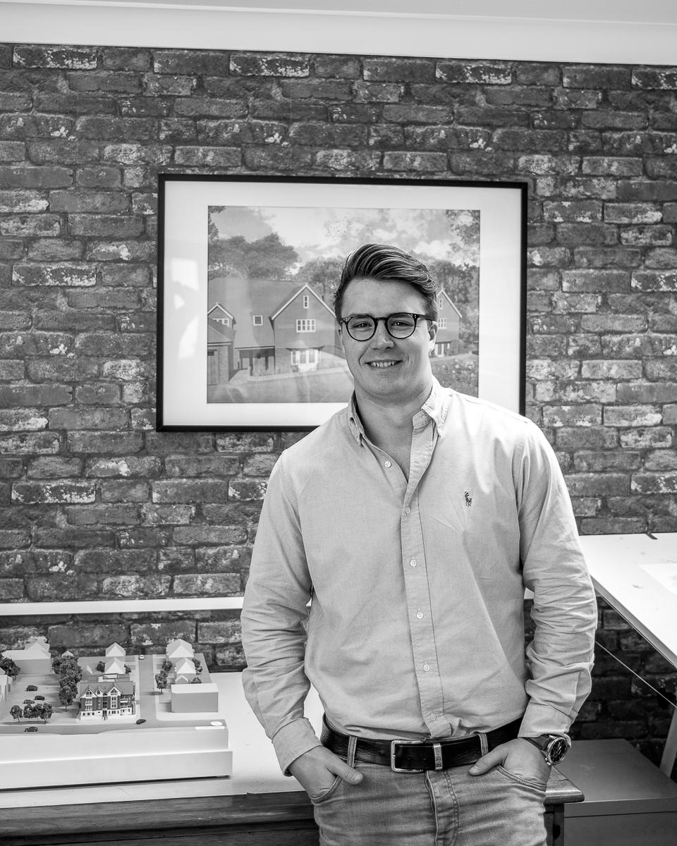 SAM NICHOLLS - BA(Hons)Part I Architectural Assistant