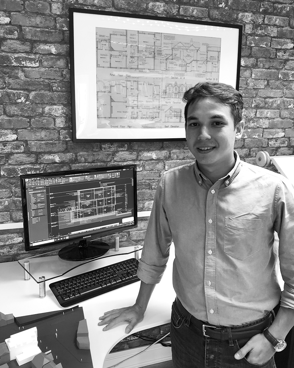 HENRY WRIGHT - B(Arch)Architectural Consultant