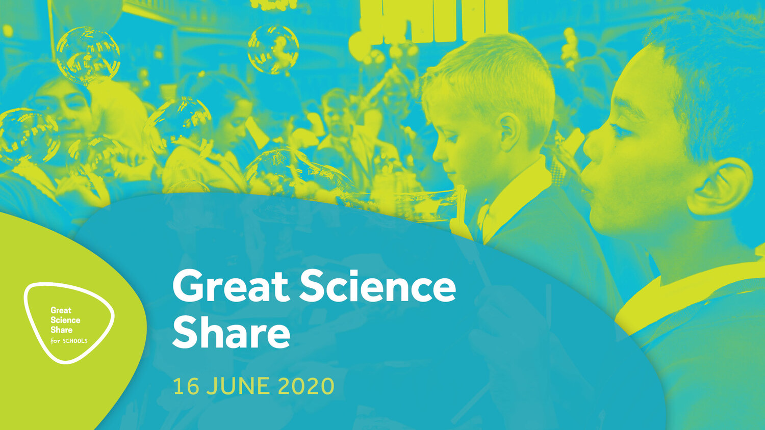 Great Science Share Day — The Great Science Share for Schools