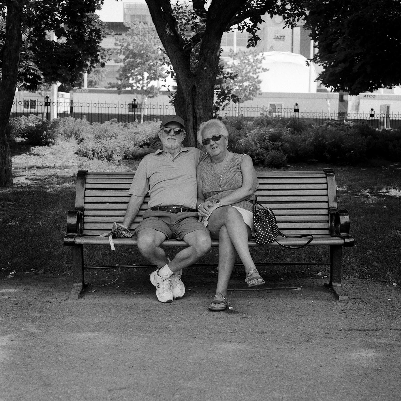 Lloyd & Geraldine