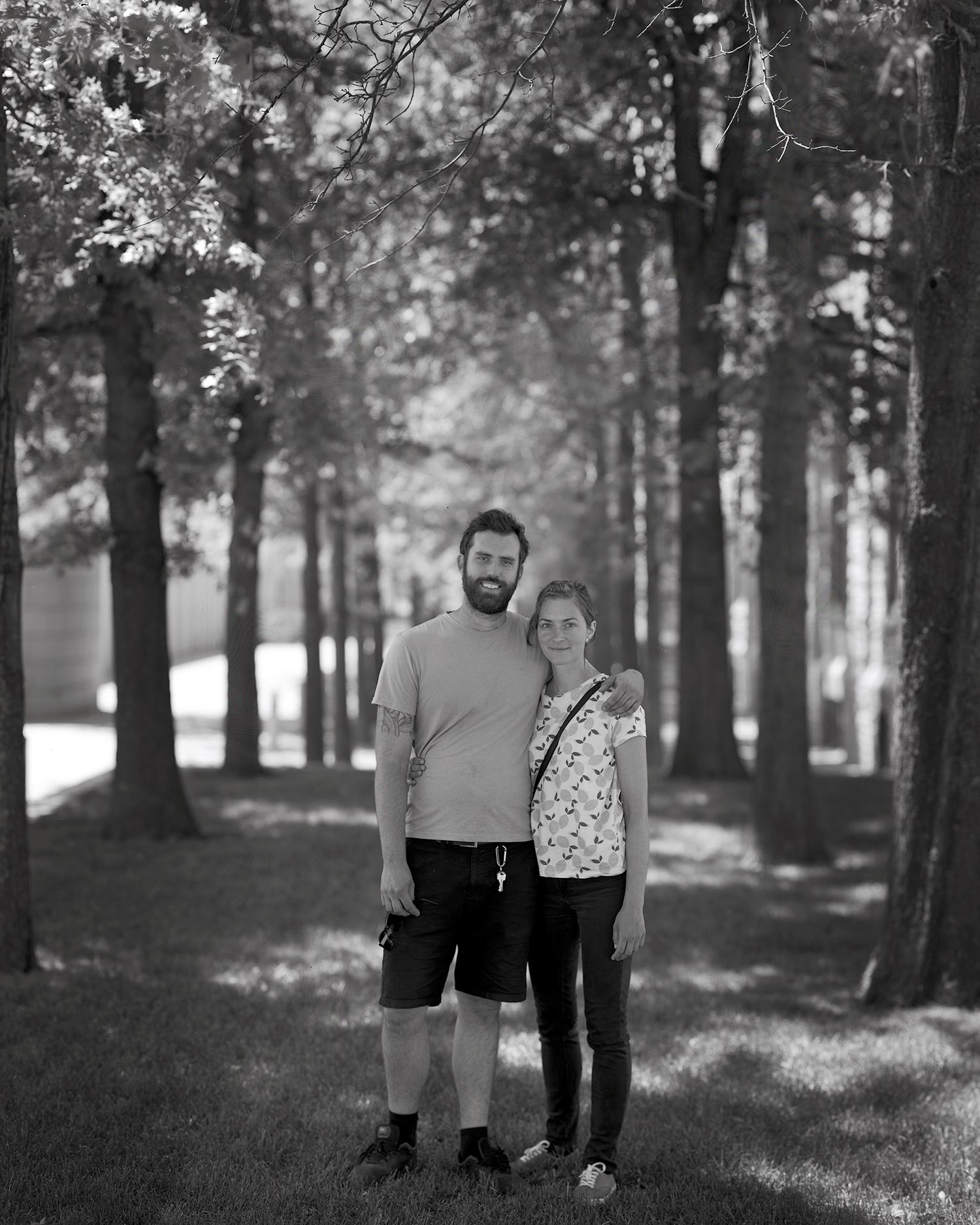 Marie-Éve & Ian