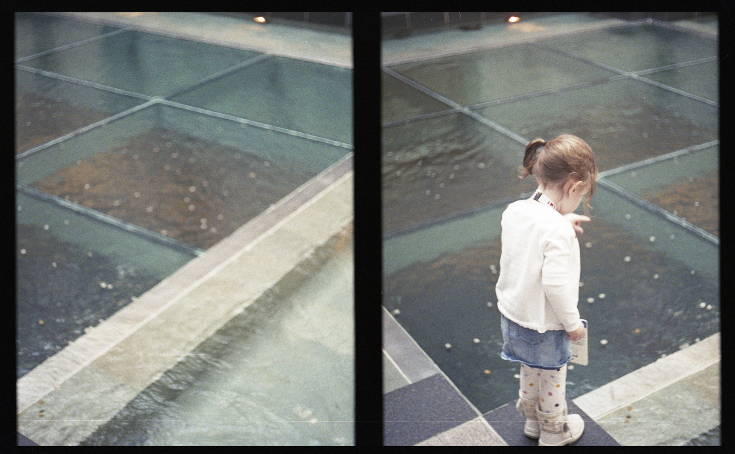 Abby Reflecting Pool - Life In Pics #0006